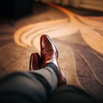 革靴のフォーマル度とは?