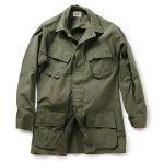 ミリタリージャケットを素敵に着こなす為の、大人上品の法則とは?