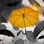 ビニール傘を辞めたらお金が貯まる?