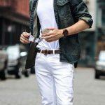シャツやTシャツはズボンにインするべき?メンズのタックインスタイルはイケてるの?